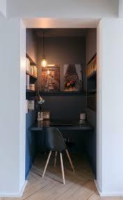 dans un bureau aménager un coin bureau dans un studio un appartement ou une
