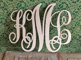 monogram letters entwine monogram wood entwine monogram wreath monogram