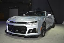 zl1 camaro for sale 2017 camaro zl1 convertible revealed makes debut on live with