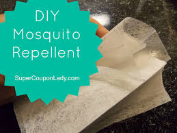 diy mosquito repellent super coupon lady