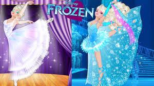 elsa games elsa ballerina frozen 2 trailer movie