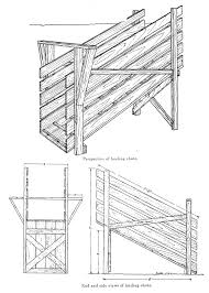 Blueprints For Small Homes by Plans For Hog Houses U2013 Small Farmer U0027s Journal