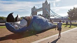 london celebrates return of monty python with giant parrot album