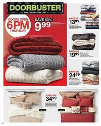 target black friday doorbusters only instore target black friday 2016 ad scan