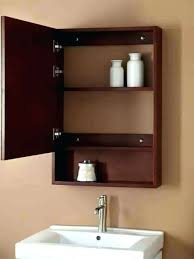medicine cabinet without mirror oak medicine cabinet with mirror invilla info