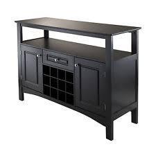 Kitchen Console Cabinet Sideboards U0026 Buffets Ebay