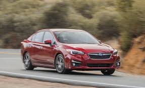 subaru impreza sport 2017 subaru impreza sedan first drive u2013 review u2013 car and driver
