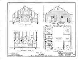 free barn plans dan ini free plans for a goat barn