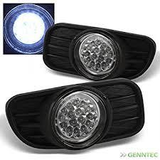 new oem 1997 2001 jeep cherokee fog light install kit amazon com 1999 2004 jeep grand cherokee full led fog lights switch