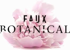 faux orchids botanical