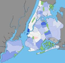 Map Of New York Harbor by Demographics Of New York City Wikipedia