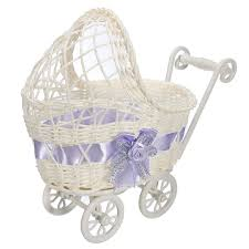 baby baskets brand new design wicker universal pram basket baby shower
