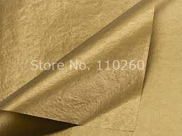 gold wrapping paper online shop metallic gold wrapping paper metallic gold tissue