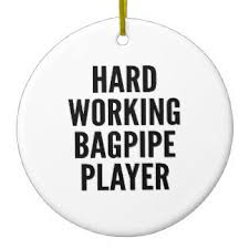bagpipe players ornaments keepsake ornaments zazzle