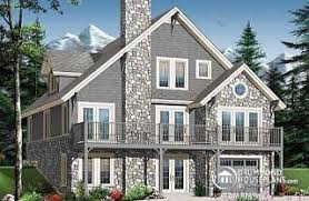 a frame home designs a frame house plans vacation designs from drummondhouseplans