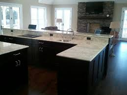 kitchen in verona va designed by sean may supply company