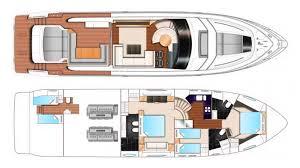 luxury yacht floor plans princess v72 motor yacht 2015 ibiza yacht sales europe