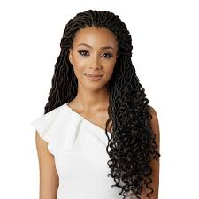 crochet braid hair goddess locs 18 100 kanekalon fiber crochet braid hair by