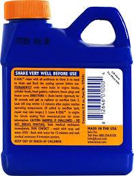 amazon com k seal st5501 multi purpose one step permanent coolant