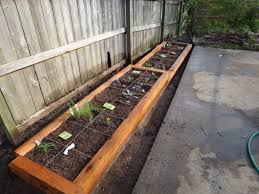 Garden Boxes Ideas Pin 3 U2013 Raised Garden Beds For Narrow Spaces Pinterest In Real Life