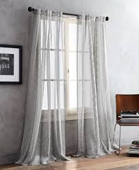 sheer window treatments dkny urban safari sheer window panel pairs curtains drapes