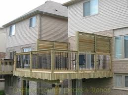 Outdoor Privacy Blinds For Decks Great Louvered Privacy Panels Deck Outdoor Project Ideas
