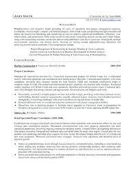 Activities Coordinator Resume Resume Project Coordinator Resume Summary Examples Click Here To