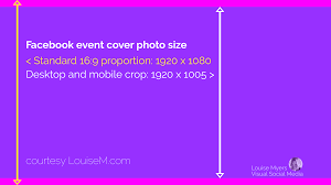 cover photo template facebook what u0027s the correct facebook event image size 2018 update