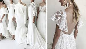 australian wedding dress designers 22 amazing australian bridal designers onefabday
