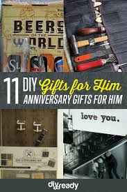 anniversary gifts for him anniversary gifts for him diy projects
