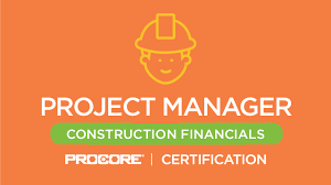 Construction Estimating Certification by Procore Certification Continuing Education