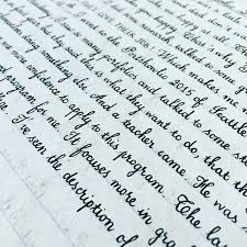 15 perfect handwriting examples that u0027ll give you an eyegasm