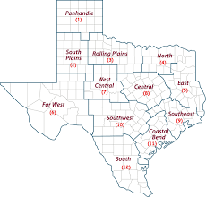 Midland Texas Map Texas Crop Weather For March 20 2012 Agrilife Todayagrilife Today