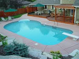 Pool Ideas For A Small Backyard 19 Swimming Pool Ideas For A Small Backyard Homesthetics