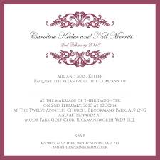 typical wedding invitation wording gallery party invitations ideas
