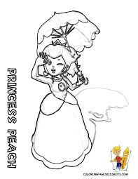 download coloring pages princess peach coloring pages super mario