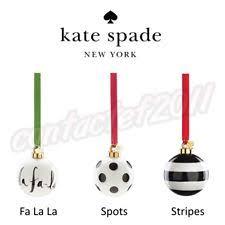 kate spade new york ornaments ebay