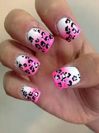 28 best leopard nails images on pinterest animal prints leopard