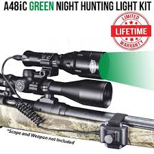 night hunting lights for scopes hunting lights gun mounted light page 1 night hunting depot