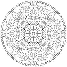 mandala by pauline mandalas coloring pages for adults justcolor