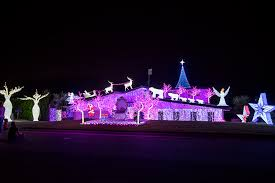 drive by christmas lights city of gold coast christmas lights competition 2017