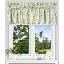 transitional valances window scarves window treatments bellacor
