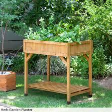 vegtrug herb garden planter thompson u0026 morgan