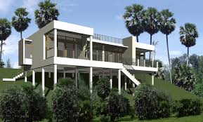 house plans stilt house plans coastal home plans on pilings
