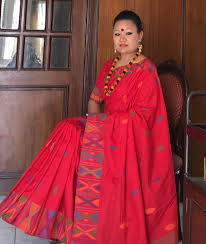 dhaka sarees new arrival in nepali handwoven dhaka sumdima silk palace