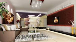 living room pop false ceiling design with wooden tray for 2017