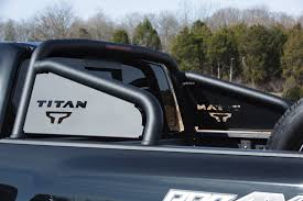 nissan titan off road bumper nissan showcases titan pro 4x and titan xd with off road options