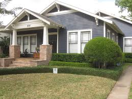 What Is Craftsman Style by Bungalow Exterior Paint Color Schemes Immaculately Kept Bungalow