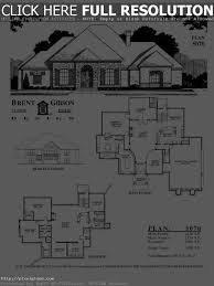 Ranch Style Home Plans With Basement 100 Floor Plans For Ranch Style Homes With Walkout Basement