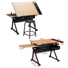 Adjustable Drafting Tables Adjustable Drawing Board Drafting Table U0026 Stool Craft Architect